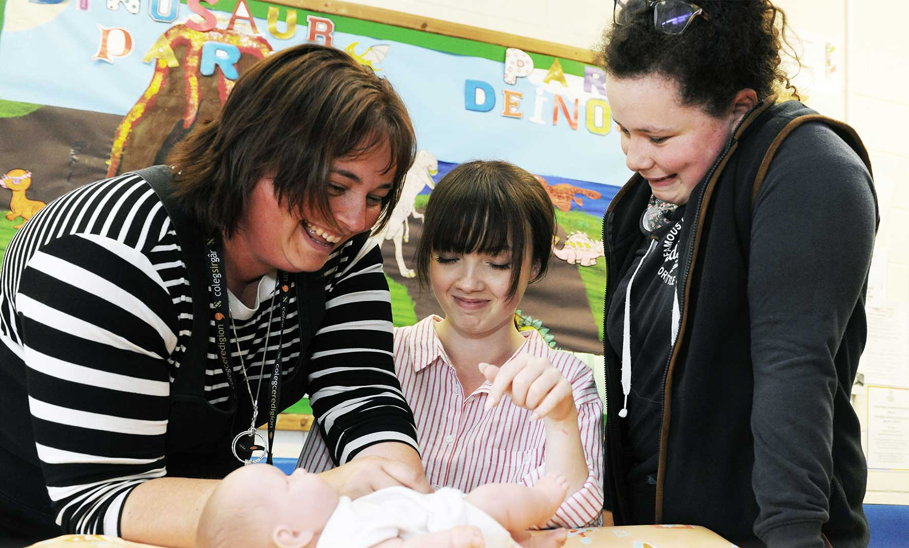 Diploma in Childcare & Health & Social Care Combined Level 2