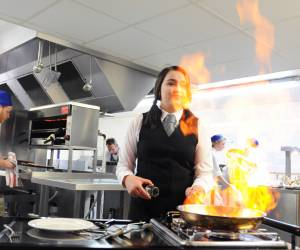 Professional Cookery and Food Service Level 3