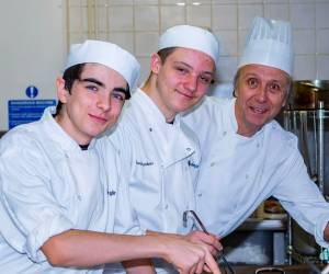 Professional Cookery and Food Service Level 2