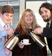 Catering and hospitality programme celebrated