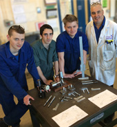 Engineering apprenticeships are on the rise