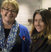 Textiles student wins National Museum competition