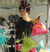 Fashion lecturer up for bridal millinery award