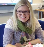 Lecturer shortlisted for award in developing new apprenticeship programme