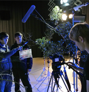 Study with us: Creative Media Production - Extended Diploma