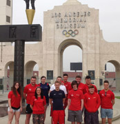 Sports students trip to the USA