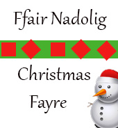 Graig goes to town with Christmas Fayre