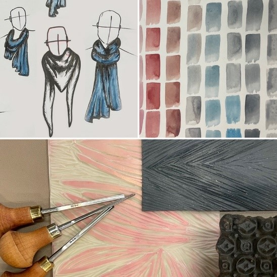 Textiles Project : Introductory evening course