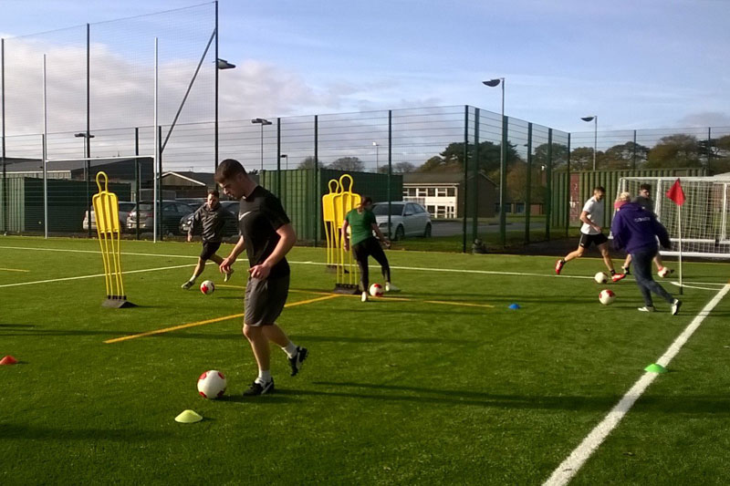 BSc Football Coaching & Performance