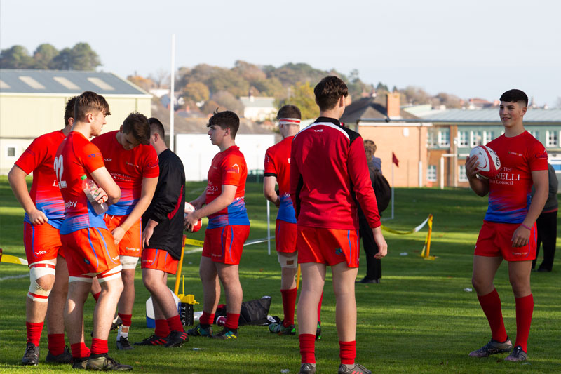 FdSc Rugby Coaching & Performance