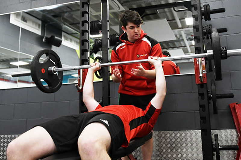 National Extended Diploma in Sport, Fitness & Personal Training Level 3